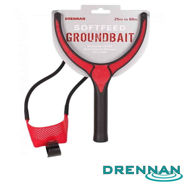 Drennan Softfeed Groundbait - medium 25/60m