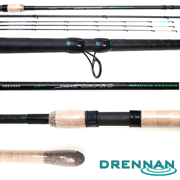 Drennan MatchPro 12ft Medium Feeder
