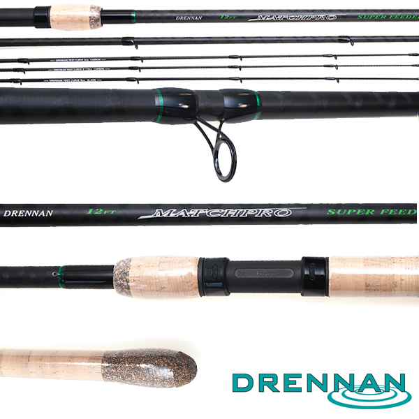 Drennan MatchPro  Super Feeder 12ft
