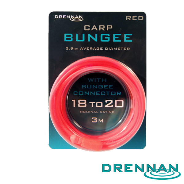 Drennan Carp Bungee #Red 2,9mm 3m