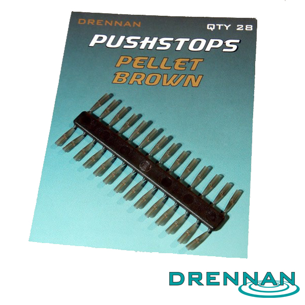 Pushstop - Pellet Brown