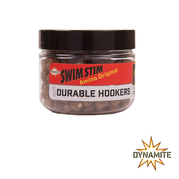 Dynamite Baits Swim Stim  Amino Original Durable Hookers 6mm