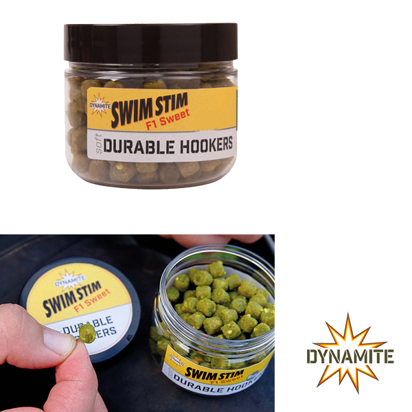 Dynamite Baits Durable Hookers HP F1 Sweet 6mm
