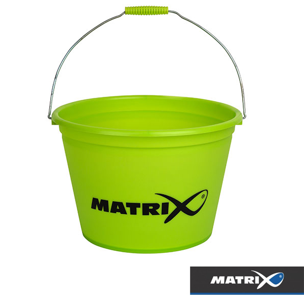 Matrix Kübel 25L Lime Green