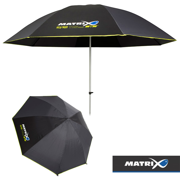Matrix 115cm Over The Top Brolly
