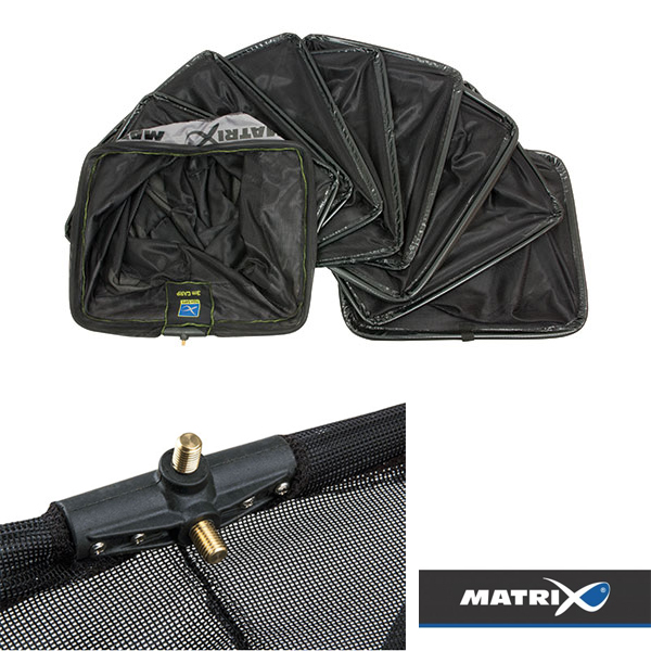 Matrix 3m Carp Keepnet 50x45cm