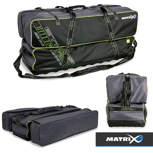 Fox Matrix Jumbo Pole & Accessory Bag