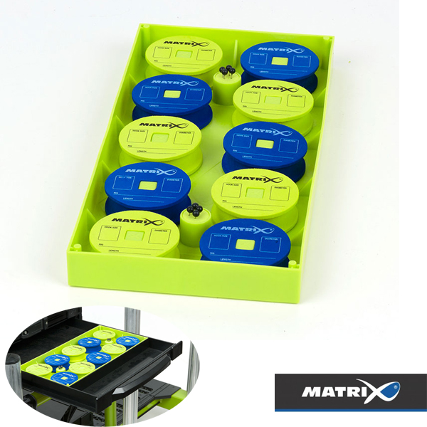 Matrix Disc Insert Tray