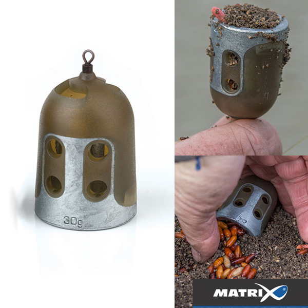 Matrix Bell feeder Medium 30g