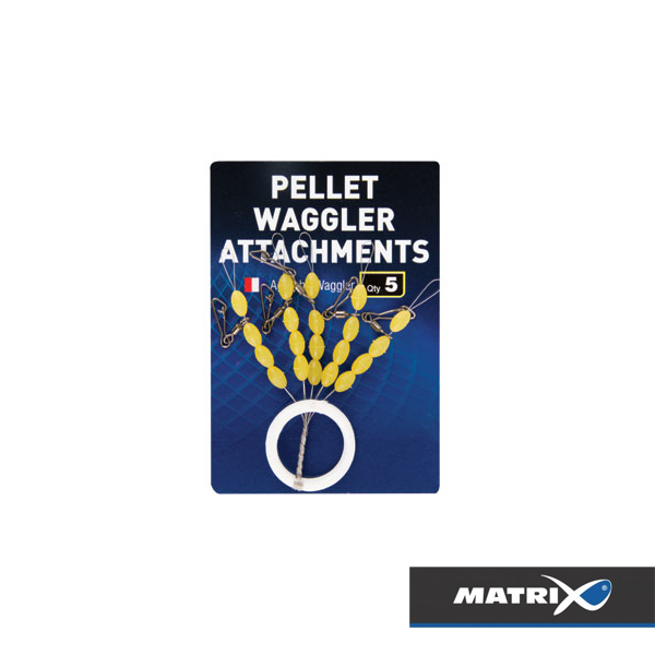 Matrix Pellet Waggler Attachments