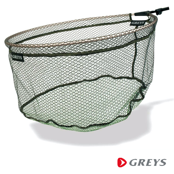 Greys Rubber Free Flow Mesh 18