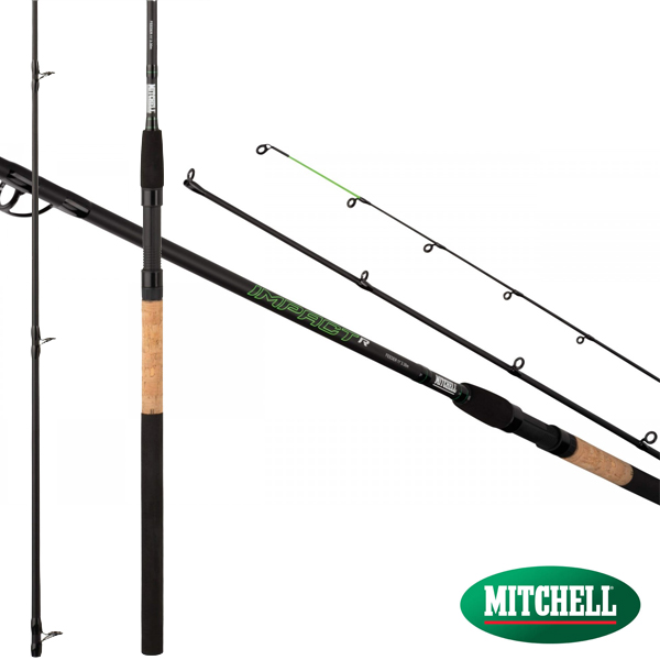 Mitchell Impact R Medium Feeder 12ft bis 60g