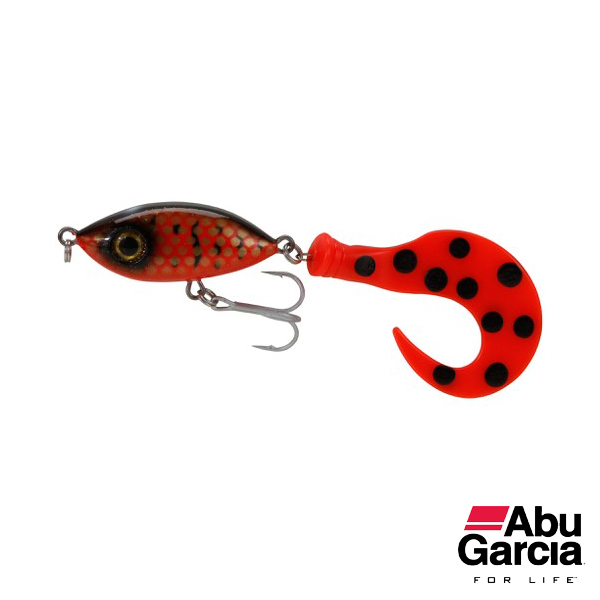 Abu Garcia McMio Junior 22g #Red/Black