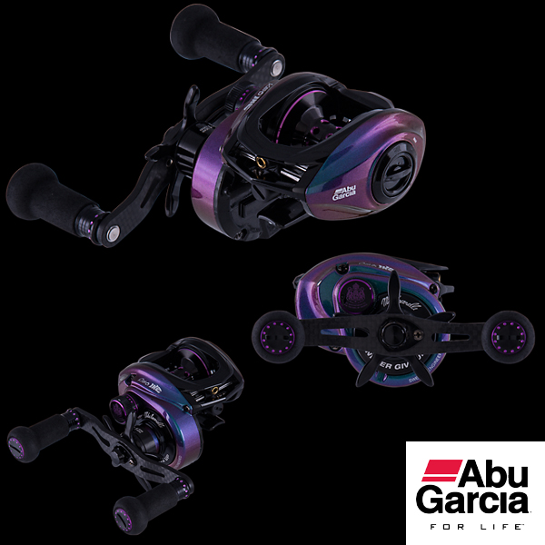 Abu Garcia Revo IKE Low Profile L 6.6:1