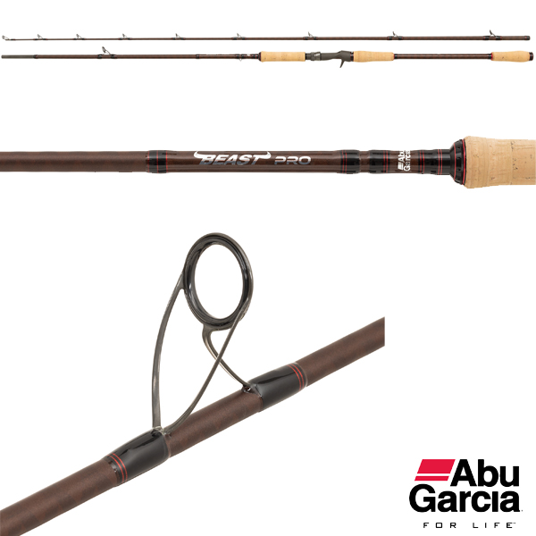 Abu Garcia Beast Pro Allround Pike 40-100g 2,44mt. Cast