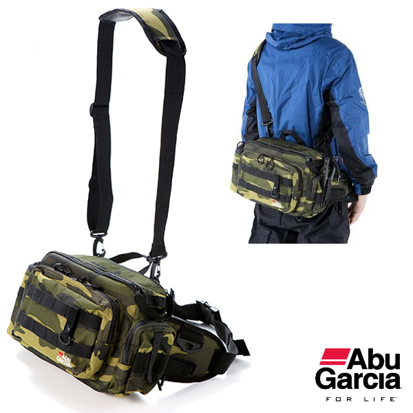 Abu Garcia Hip Bag L Camo