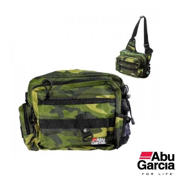 Abu Garcia One Shoulder Bag Camo