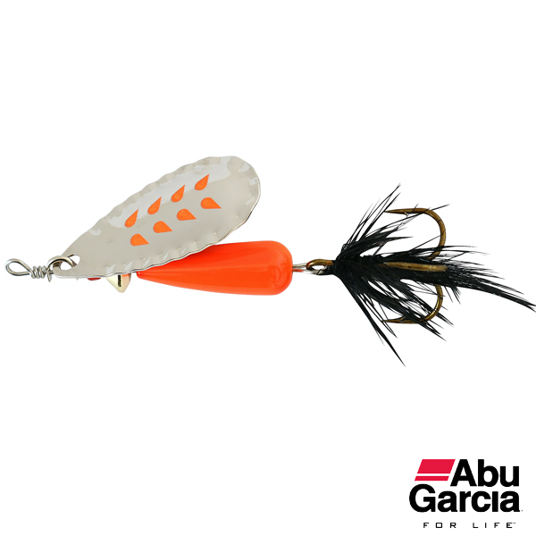 Abu Garcia Droppen 8g #S Black Feather