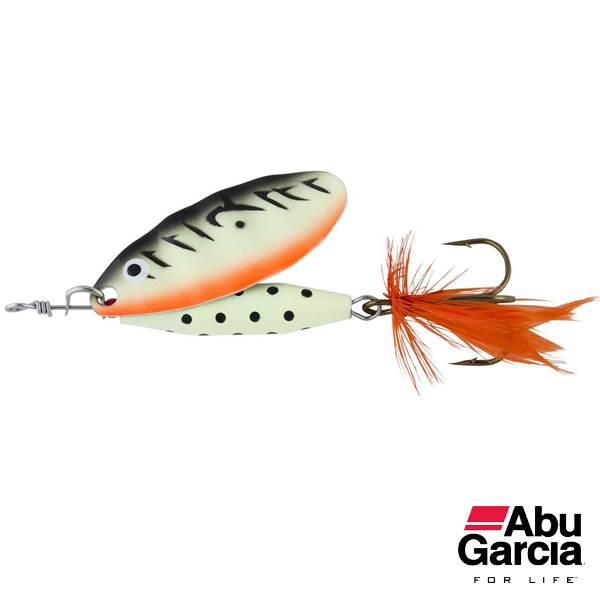 Abu Garcia Reflex 12g UV Glow #Orange/Black