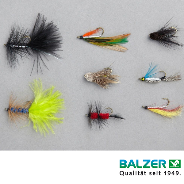 Balzer Forellen Streamer Set
