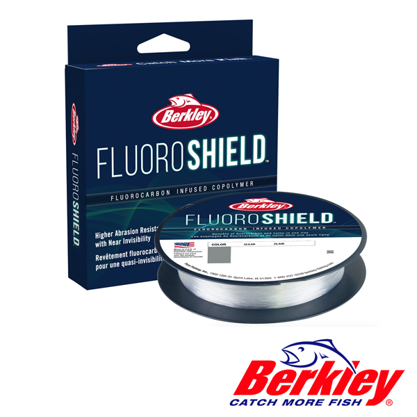 Berkley Fluoro Shield 0,25mm 274m