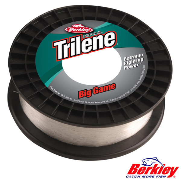 Trilene Big Game Clear 40 lbs 0,559 mm 600 m