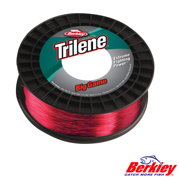 Trilene Big Game Red 600m 0,70mm