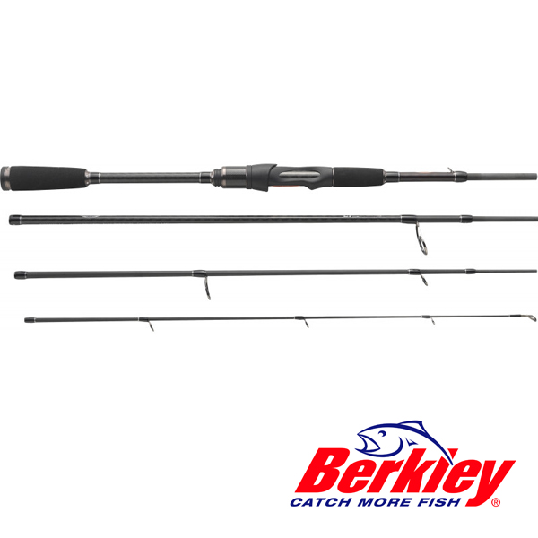Berkley Naumad 704S M 10/30g Travel