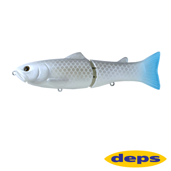 Deps New Slide Swimmer 250SS #White Limited Edition