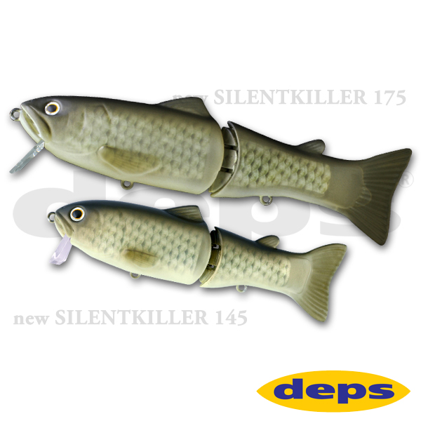Deps New Silent Killer 145 #01 Flash Carp