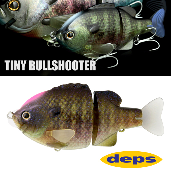 Deps Tiny Bullshooter #15 Scum Perch