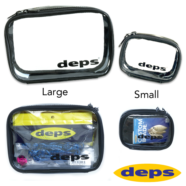 Deps Multi Pouch #Black L
