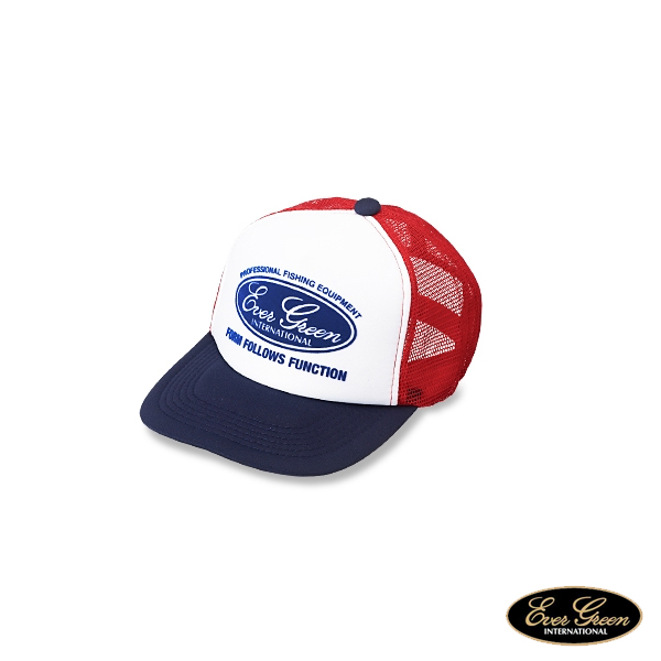 Ever Green Pop Cap Navy/White/Red