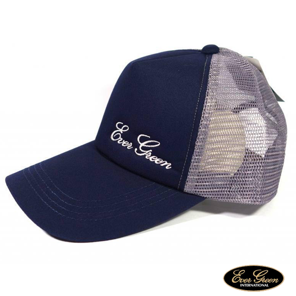 Ever Green Modo Mesh Cap Navy/Grey