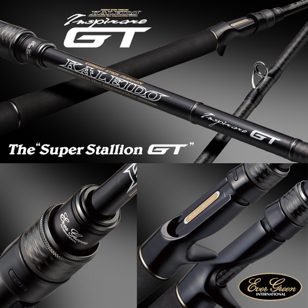 Kaleido Inspirare GT The Super Stallion GT IGTC-71MH