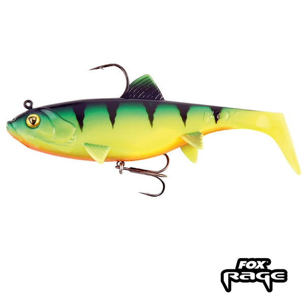 Fox Rage Replicant Wobble 140g 23cm #Fire Tiger