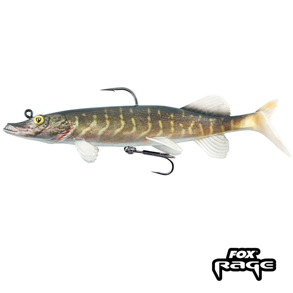 Fox Rage Replicant Pike 20cm 100g