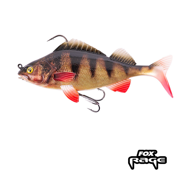 Fox Rage Replicant Perch 18cm #SN Natural