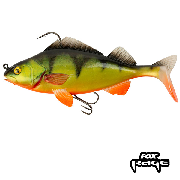 Fox Rage Replicant Perch 14cm #Hot