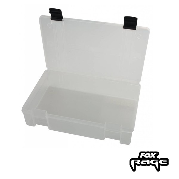 Rage Stack and Store Box Full Compartment White