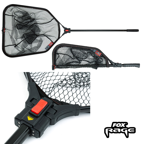 Fox Rage Speedflow II XS Foldable Net #M