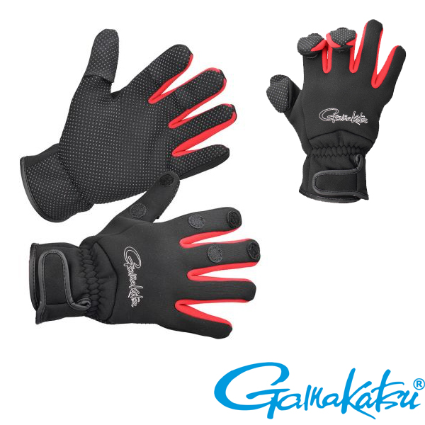 Gamakatsu  Power Thermal Gloves L