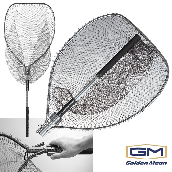Golden Mean Gunner Net #Gun Metal