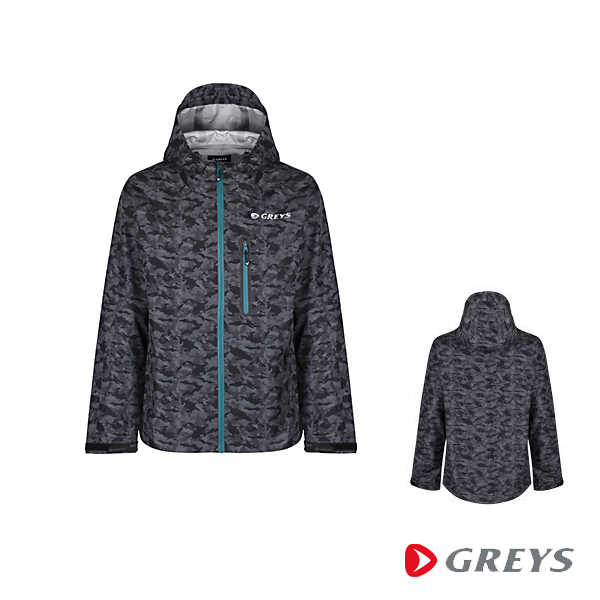 Greys Warm Weather Wading Jacket M Camo