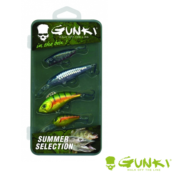Gunki Box Set - Sommer