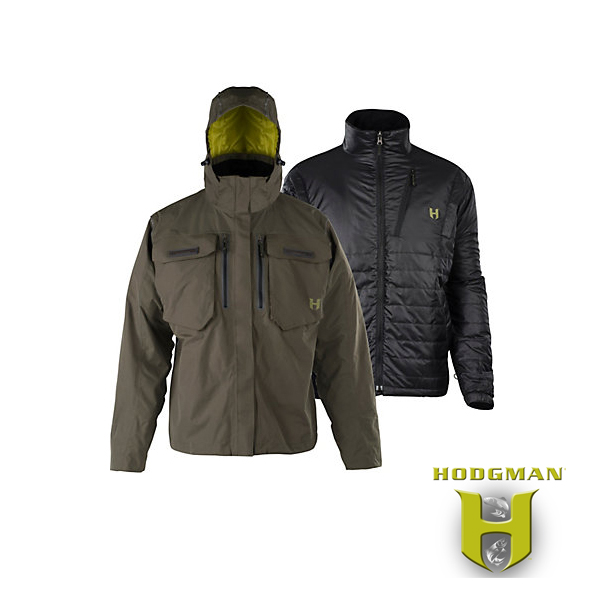 Hodgman Aesis 3 in 1 Jacket S