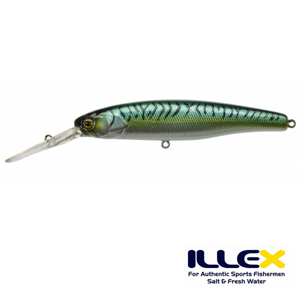 DD ARNAUD 100 SP Green Mackerel
