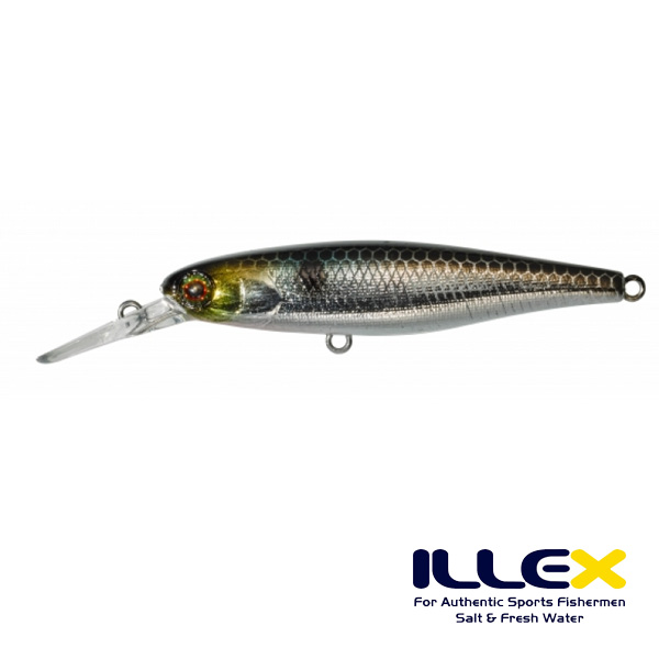 DD SQUIRREL 61 SP Crome Shad