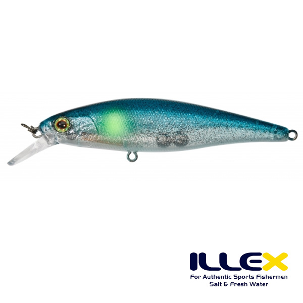 Illex Squad Minnow 95 SP #Blue Ayu
