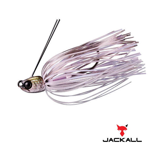 Jackall  B-Crawl Swimmer 3/16oz #Wakasagin Shad